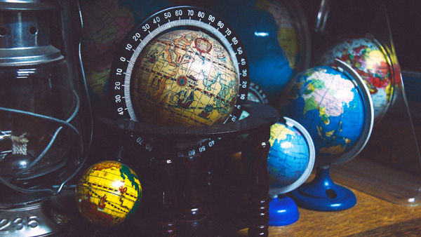 Lantern & Globes