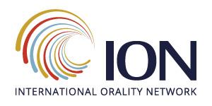 International Orality Network Logo