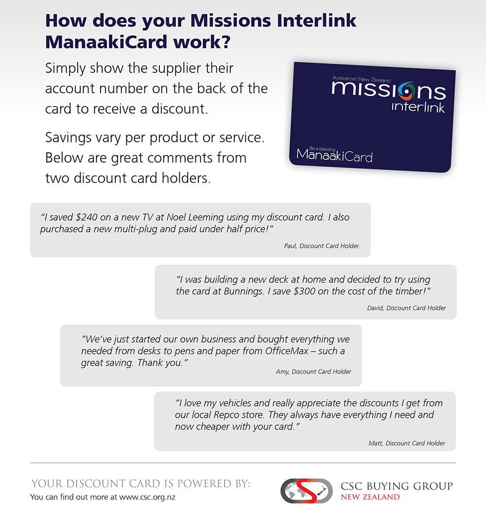 ManaakiCard